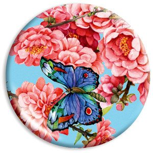 Klapp Spiegel Mandelblüte