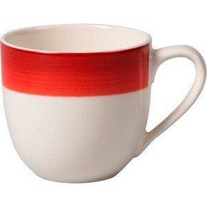 Mokka-/Espressoo Obere Colourful Life Deep Red Villeroy & Boch