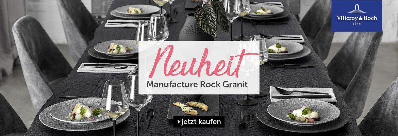 Manufacture Rock Granit