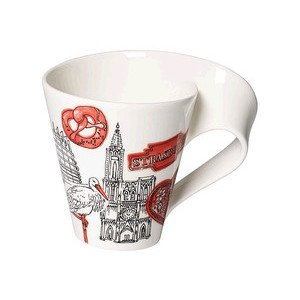 "Becher mit Henkel 350 ml ""Cities of the World Mug"" Villeroy & Boch"