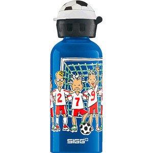 Trinkflasche 0,4 l Footballteam Sigg