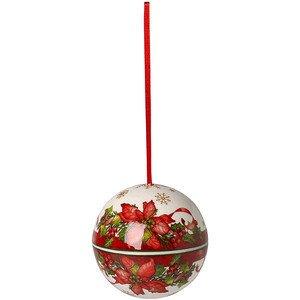 Kugel 10cm Weihnachtsstern Christmas Balls Villeroy & Boch