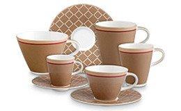 Caffe Club Uni Caramel (Porzellan)