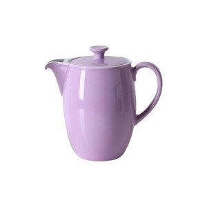"""Kaffeekanne 1,25 l """"Solid Color Flieder"""" Dibbern"""