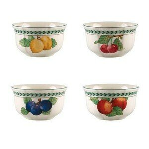 Bol Set 4tlg. French Garden Modern Fruits Villeroy & Boch