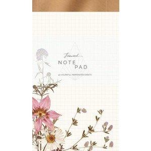 Notepad Papaya Fireweed Sweet Stems Klang und Kleid