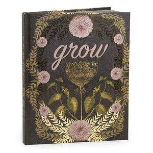 Hardcover Journal Papaya Grow Klang und Kleid