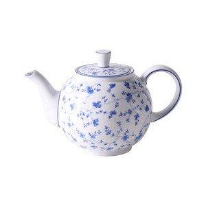 """Teekanne 1,2 l 6 Personen """"Form 1382 Blaublüten"""" Arzberg"""