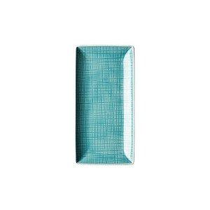 Schale 20 cm x 10 cm Mesh Aqua Rosenthal