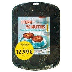 Buch: Muffin-Set 2-tlg Muffinblech & Küchenratgeber Gräfe und Unzer