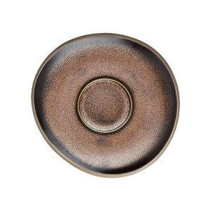Espresso Untertasse Junto Bronze Rosenthal