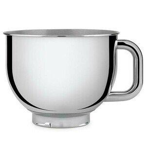 Edelstahlschüssel 4,8 l für Küchenmaschine 50's Style smeg
