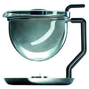 Teekanne 1,5 l Mono Classic mit integriertem Stövchen Mono