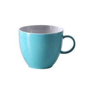 "Kaffee-Obertasse 200 ml rund ""Sunny Day Turquoise"" turquois Thomas"