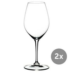Champagnger Weinglas 2er Set Vinum Riedel
