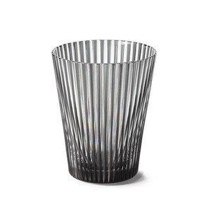 Glas 0,33 ltr. Excelsior grau Dibbern