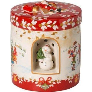 Paket gross rund Kinder Christmas Toys Villeroy & Boch
