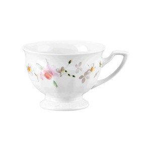 Kaffeeobertasse 140 ml Blumen Maria Pink Rose Rosenthal
