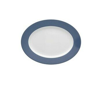 Platte 33 cm Sunny Day Nordic blue Thomas
