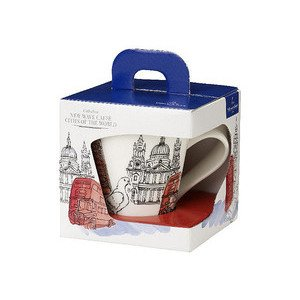 Henkelbecher 0,3 l London Cities of the World Villeroy & Boch