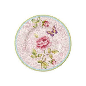 Frühstücksteller 22cm pink Rose Cottage Villeroy & Boch