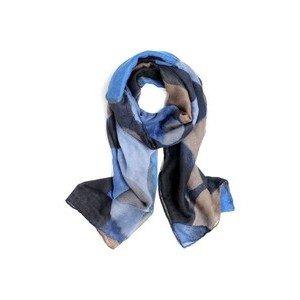 Schal/Tuch blau Lizas
