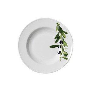 """Suppenteller 23,0 cm """"Herbaticum"""" Olive Dibbern"""