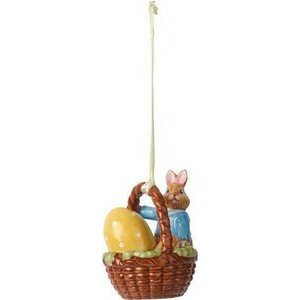 Ornament Korb Hasenfigur Max Bunny Tales Villeroy & Boch