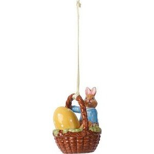 Ornament Korb Hasenfigur Max Bunny Tales Villeroy & Boch