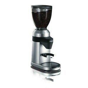 Kaffeemühle CM800 silber 128 Watt Graef