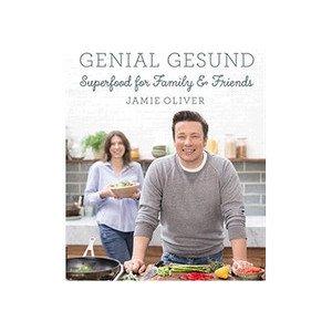 Buch: Genial gesund Jamie Oliver DK Verlag