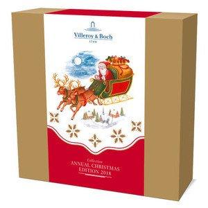 Jahresteller 24cm 2018 Annual Christmas Edition Villeroy & Boch