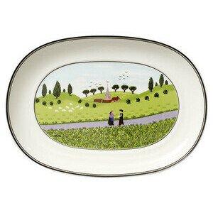 Beilagenschale 20 cm oval Design Naif Villeroy & Boch