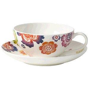 Teetasse mit Untertasse 2tlg. Anmut Bloom Villeroy & Boch