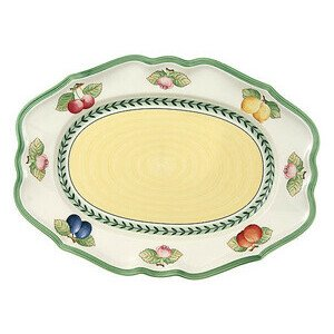 Platte 37 cm oval French Garden Fleurence Villeroy & Boch
