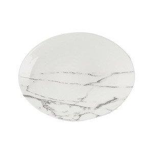 "Beilage/ Teller 24 cm ""Carrara"" oval Dibbern"