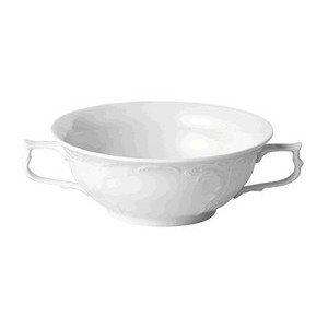 Suppen-Obertasse 0,3 ltr. Sanssouci weiss Rosenthal