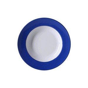 """Suppenteller 23 cm """"Solid Color Kornblume"""" Dibbern"""