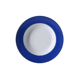 Suppenteller 23 cm Solid Color Kornblume Dibbern
