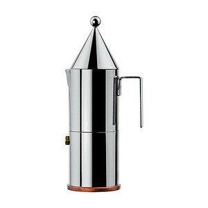 Espressokocher 6 Tassen La conica Alessi
