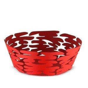 Schale 18 cm rot Barket Alessi