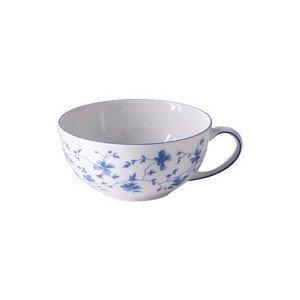 """Tee-Obertasse 190 ml rund """"Form 1382 Blaublüten"""" Arzberg"""