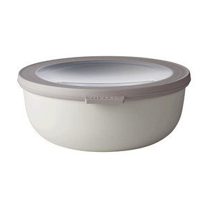 Multi Bowl cirqula 1250ml nordic white Mepal
