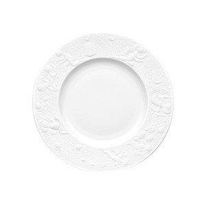 "Frühstücksteller 19 cm ""Zauberflöte Weiß"" Rosenthal"