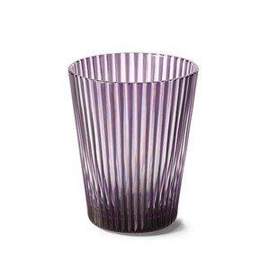 Glas 0,33 ltr. Excelsior lila Dibbern