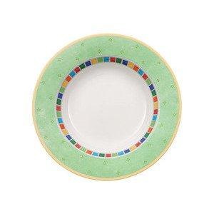 "Suppenteller 24 cm ""Twist Alea Verde"" Villeroy & Boch"