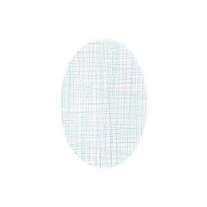 Platte 34 cm Mesh Line Aqua Rosenthal