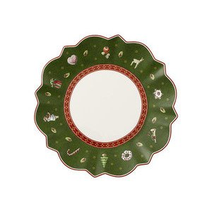 Brotteller Toy's Delight grün Villeroy & Boch