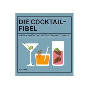 Buch: Die Cocktail-Fibel Hallwag Hallwag