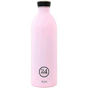 Trinkflasche 1,0 l Urban Bottle pastellrosa 24bottles